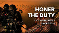 Honer the duty  26-11 Mumbai attack