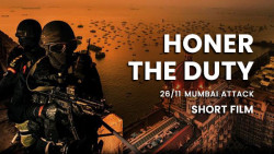 Honer the duty  26-11 Mumbai attack