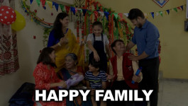 Happy Family - Mother's Day