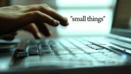 Small Things - Short film