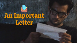 An Important Letter - a short film