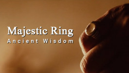 Majestic Ring | Ancient Wisdom
