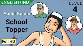 Abdul Kalam: School Topper