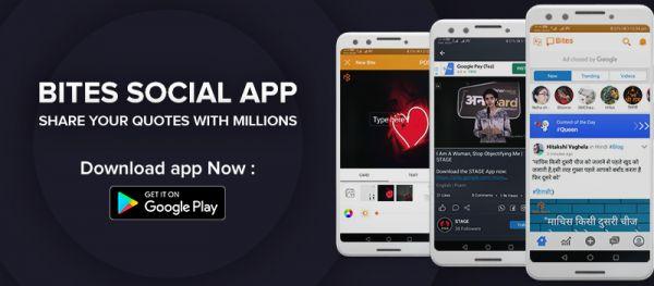 Bites Social App