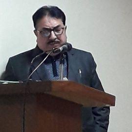 Sharafat Ali Khan