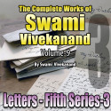 Part-3 Letters (Fifth Series) - The Complete Works of Swami Vivekanand - Vol - 9 by Swami Vivekananda in English