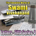 Part-4- Letters (Fifth Series) - The Complete Works of Swami Vivekanand - Vol - 9 by Swami Vivekananda in English