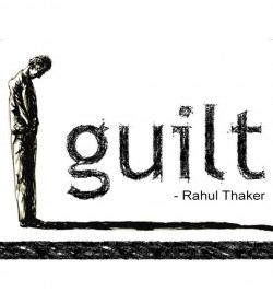 Guilt by Rahul Thaker in English