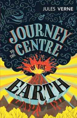 Journey to the center of the earth by Jules Verne in English