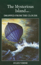 The Mysterious Island Part   by Jules Verne in English