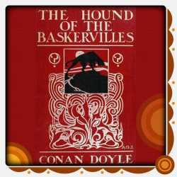 The Hound of the Baskervilles by Arthur Conan Doyle in English