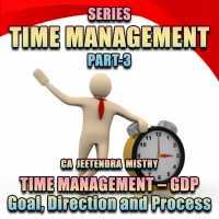 TIME MANAGEMENT – PART 3