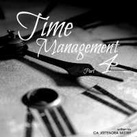 Time Management - Part 4