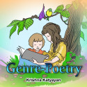 Genre-Poetry by Krishna Chaturvedi in English