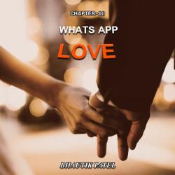Whats app love by bhautik patel in Gujarati