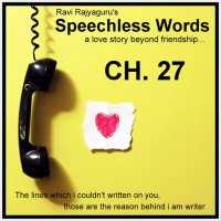 Speechless Words CH. 27