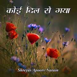 Koi dil se gaya by Shreyas Apoorv Narain in Hindi