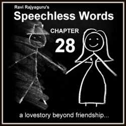 Speechless Words CH. 28 by Ravi Rajyaguru in Gujarati