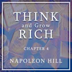 Think and grow rich - 4 by Napoleon Hill in English