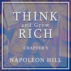 Think and grow rich - 5 by Napoleon Hill in English
