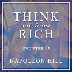 Think and grow rich - 15 by Napoleon Hill in English