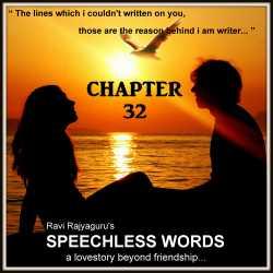 Speechless Words CH. 32 by Ravi Rajyaguru in Gujarati