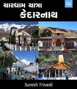 Chardham Yatra - 2 Kedarnath by Suresh Trivedi in Gujarati