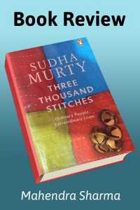Three Thousand Stitches- Book review