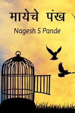 Mayeche pankh by Nagesh S Shewalkar in Marathi