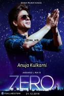 Zero by Anuja Kulkarni in Marathi