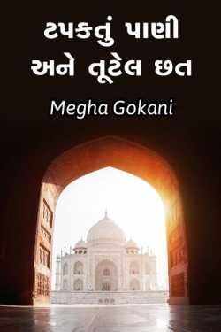 Tapakatu paani ane tutel chhat by Megha gokani in Gujarati