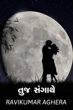 Tuj Sangathe by RaviKumar Aghera in Gujarati