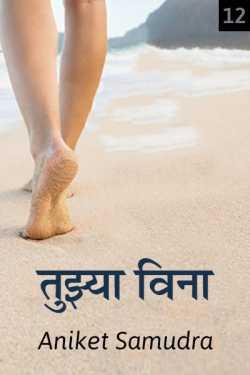 Tujhya Vina- Marathi Play - 12 by Aniket Samudra in Marathi
