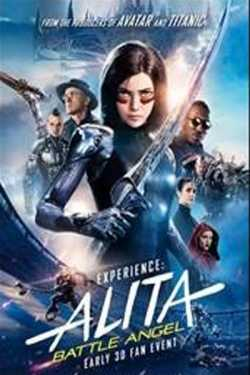 Alita:Battle Angel by Mayur Patel in Hindi
