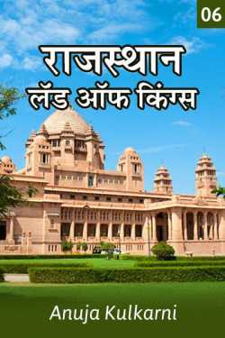 24. Rajasthan - land of king - 6 by Anuja Kulkarni in Marathi