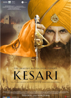 film review KESARI by Mayur Patel in Hindi