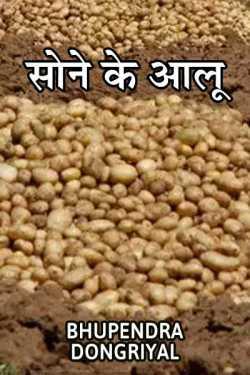 Sone ke aalu by Bhupendra Dongriyal in Hindi