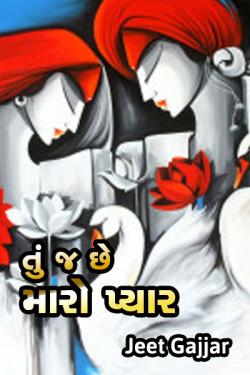 તું જ છે મારો પ્યાર  દ્વારા Jeet Gajjar in Gujarati