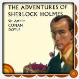The Adventure of Sherlock Homes  by Arthur Conan Doyle in English