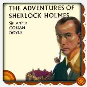 The Adventure of Sherlock Homes by Arthur Conan Doyle in English