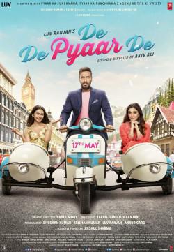 De De Pyaar De- Film review - by Mayur Patel in Hindi
