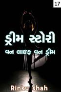 Rinku shah દ્વારા ડ્રીમ સ્ટોરીવન લાઇફ વન ડ્રીમ - ભાગ 17 ગુજરાતીમાં