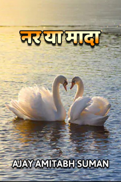 NAR YA MADA by Ajay Amitabh Suman in Hindi