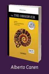 The observer of Genesis  by Alberto Canen in English
