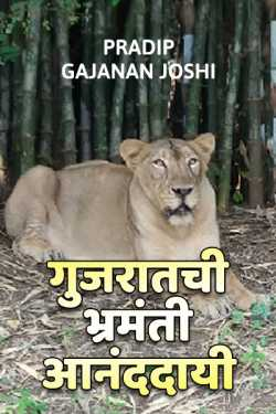 Gujaratchi bhramati aananddayi by Pradip gajanan joshi in Marathi