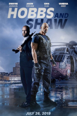 hobbs and shaw by Jaydev Purohit in Gujarati