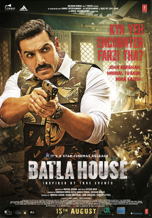 Movie Review Batla House by Siddharth Chhaya in Gujarati