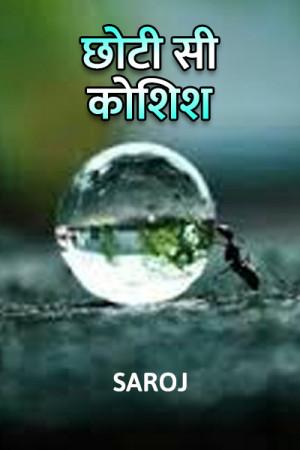 Chhoti si koshish by Saroj in Hindi