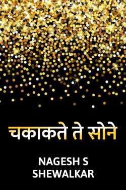Chakakate te sone by Nagesh S Shewalkar in Marathi