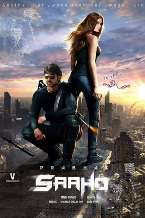 film review SAAHO by Mayur Patel in Hindi